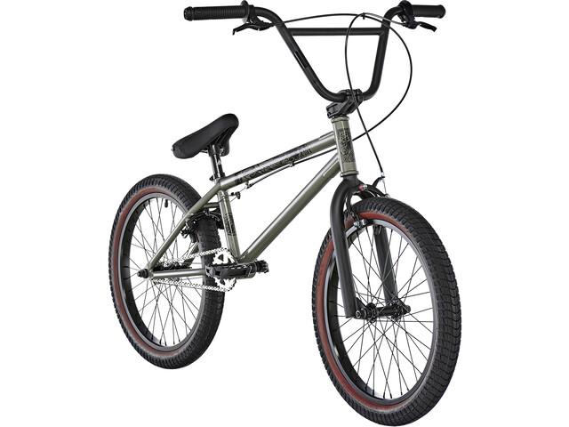 Stereo Bikes Woofer BMX grå/sort (2019) | BMX